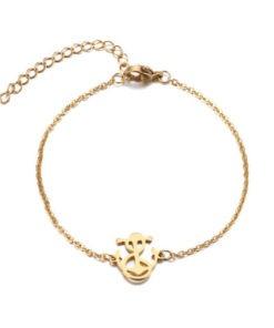 bracelet ancre