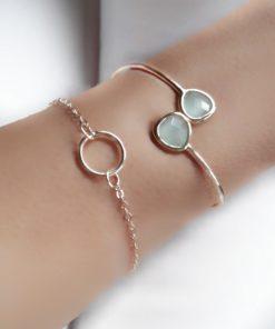 bracelet avec cercle
