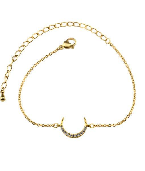 bracelet demi lune
