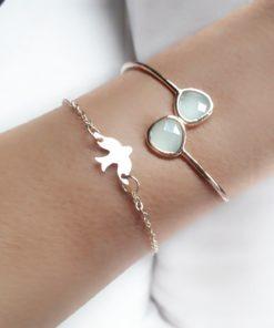 bracelet createur oiseau
