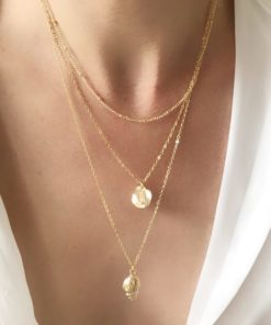 collier original coquillage