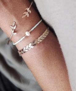 bracelet fantaisie dore pas cher