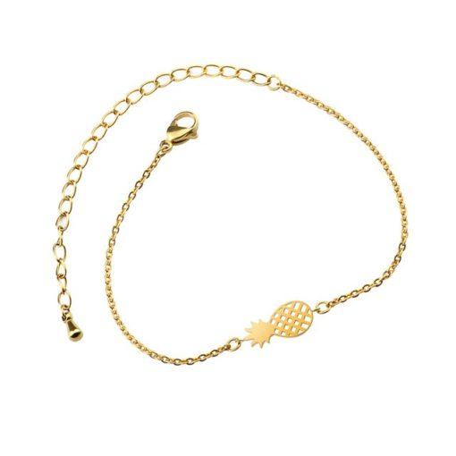 bracelet ananas femme