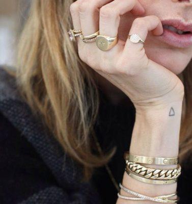 bijoux tendance 2020
