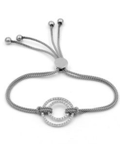 Bracelet cordon cadeau femme