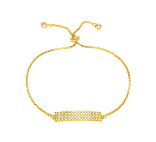 bracelet dore cadeau tendance
