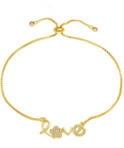 bracelet love dore original