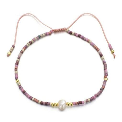 bracelet perle cadeau pas cher