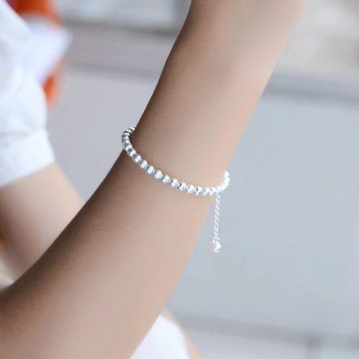Bracelet breloques femme