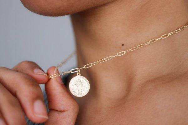Bijoux en acier inoxydable