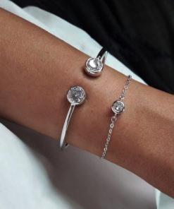 bracelet argent cadeau anniversaire