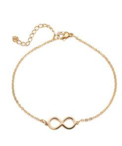bracelet infini femme