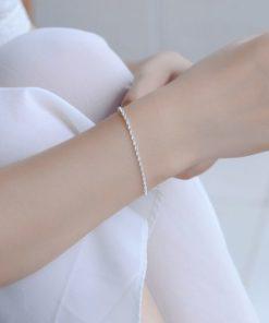 bracelet minimaliste femme
