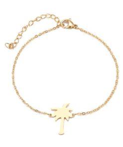 bracelet fantaisie palmier