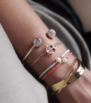 bracelet jonc tendance 2019