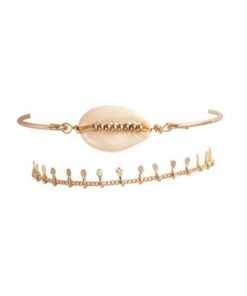 bracelet coquillage idee cadeau