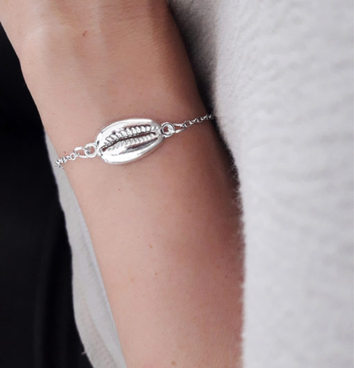 bracelet createur coquillage pas cher