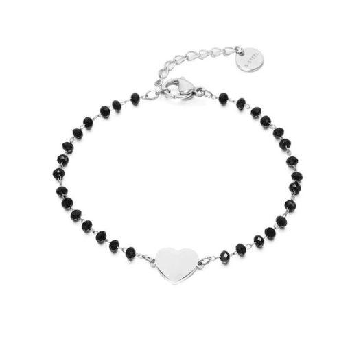 bracelet createur coeur