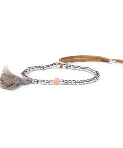 bracelet createur pompon