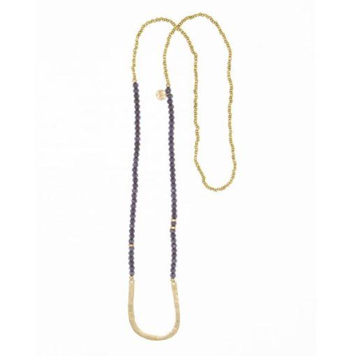 collier sautoir femme
