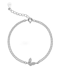 Bracelet papillon cadeau