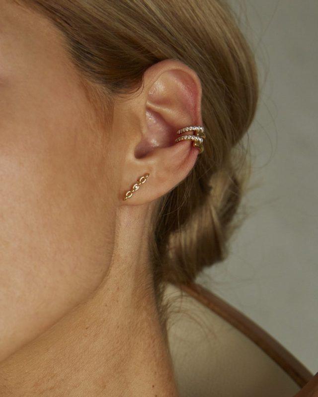 bague d oreille tendance
