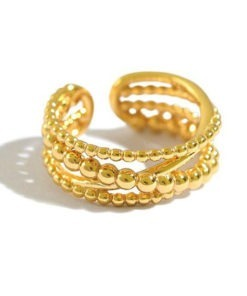 Bagues or