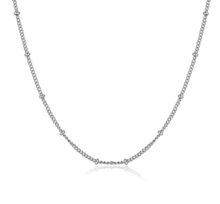 collier chaine perle femme