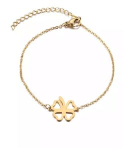 bracelet trefle cadeau