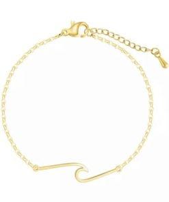 bracelet vague cadeau original