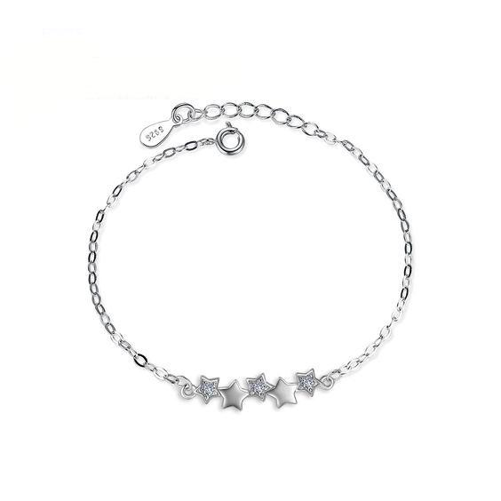 bracelet createur argent
